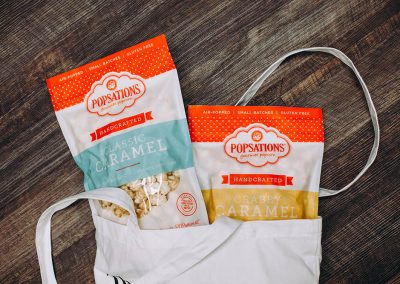 Popsations Packaging