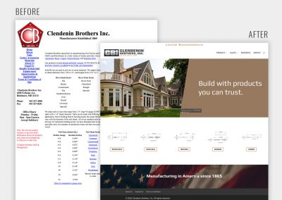 Clendenin Brothers Website