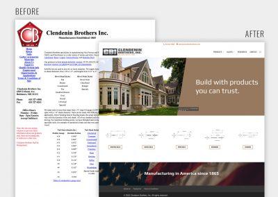 Clendenin Brothers Website