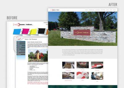 Mark/Trece Website