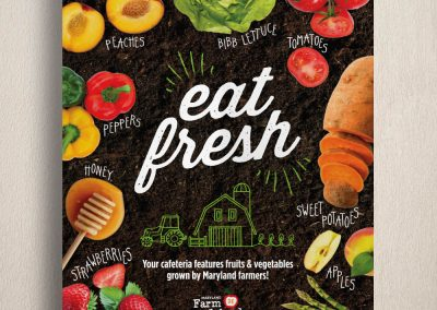 Maryland Farm to School Poster