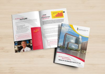 University of Maryland School of Medicine Brochure