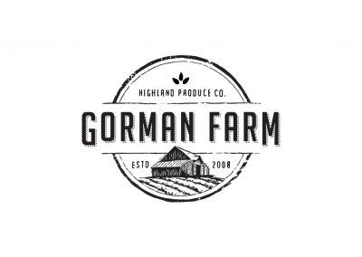 Gorman Farm Logo